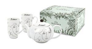 Čajniki in skodelice