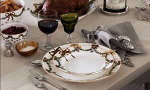 najlepši jedilni servis za božič