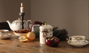 Royal Copenhagen - božična eleganca na vaši mizi