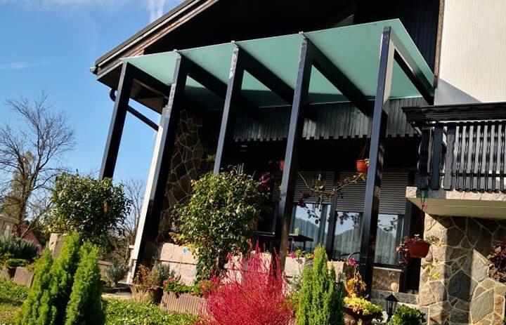 steklena streha